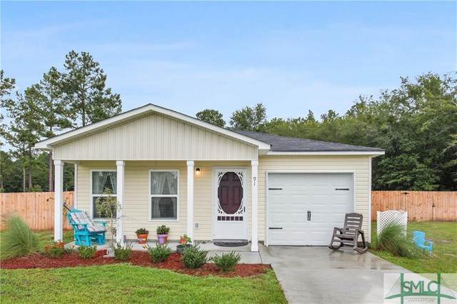 91 Morgan Court SE, Ludowici, GA 31316 (MLS #233980) :: Keller Williams Coastal Area Partners