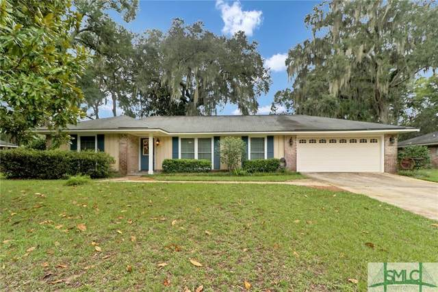 127 Hampshire Road, Savannah, GA 31410 (MLS #233990) :: Heather Murphy Real Estate Group