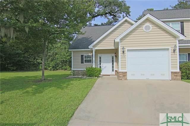 152 Cypress Pointe Drive, Richmond Hill, GA 31324 (MLS #234056) :: Teresa Cowart Team