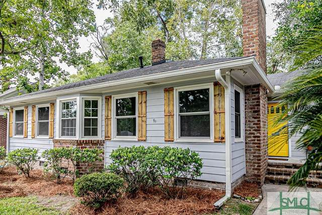 1504 E 54th Street, Savannah, GA 31404 (MLS #234068) :: Glenn Jones Group | Coldwell Banker Access Realty