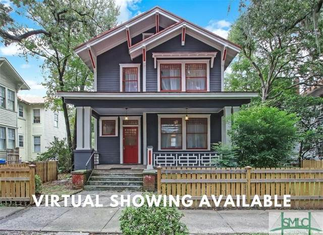 528 E 37Th Street, Savannah, GA 31401 (MLS #234116) :: Liza DiMarco