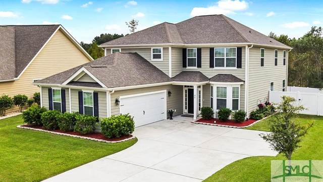 34 Belle Gate Court, Pooler, GA 31322 (MLS #234120) :: Level Ten Real Estate Group