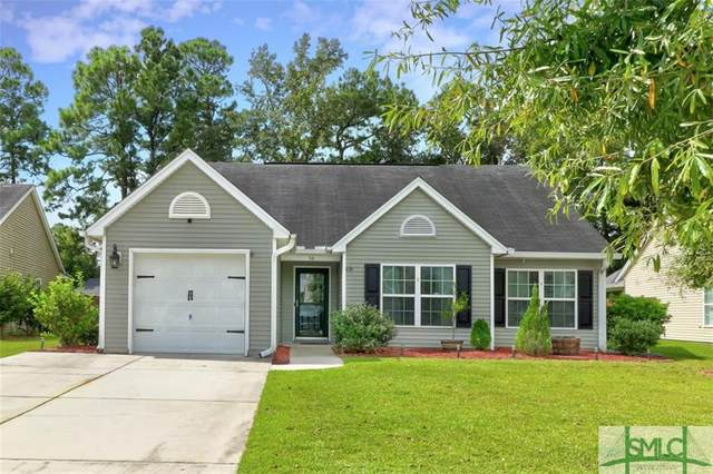 56 Hamilton Grove Drive, Pooler, GA 31322 (MLS #234217) :: McIntosh Realty Team