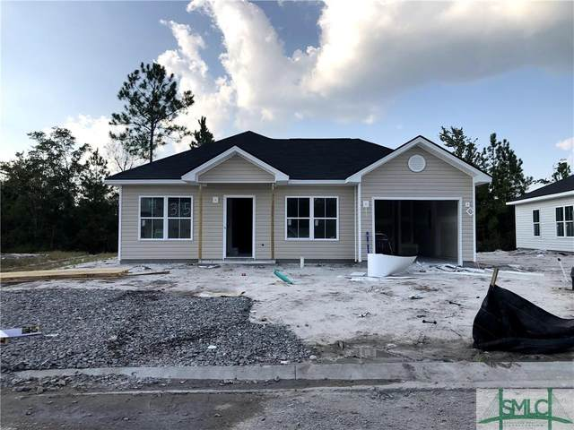 167 Whipple Avenue, Hinesville, GA 31313 (MLS #234295) :: Coastal Savannah Homes