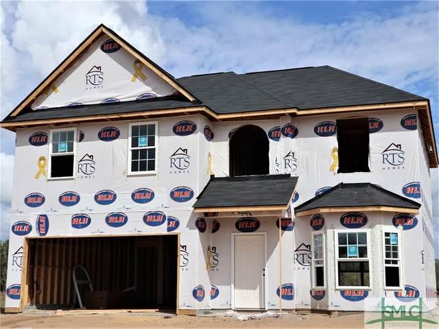 38 Boykin Way NE, Ludowici, GA 31316 (MLS #234309) :: Coastal Savannah Homes