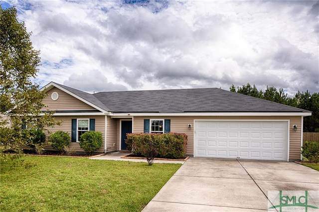 430 Abigail Circle, Ellabell, GA 31308 (MLS #234330) :: Level Ten Real Estate Group