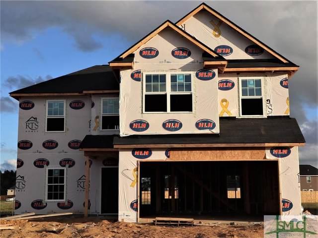 370 Huntington Drive NE, Ludowici, GA 31316 (MLS #234337) :: Coastal Savannah Homes