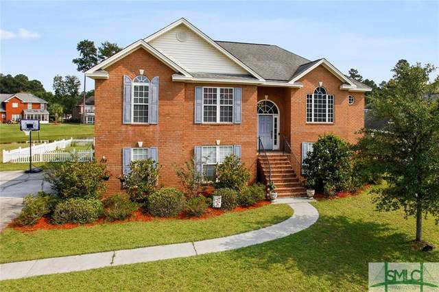 125 Carolina Cherry Court, Pooler, GA 31322 (MLS #234363) :: The Arlow Real Estate Group