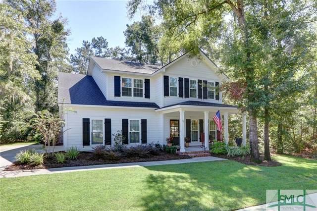 113 Ridgewood Park Drive S, Richmond Hill, GA 31324 (MLS #234370) :: The Arlow Real Estate Group
