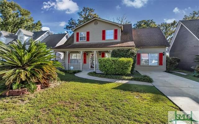7326 Grant Street, Savannah, GA 31406 (MLS #234418) :: The Arlow Real Estate Group