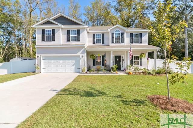 105 Kenneth Court, Springfield, GA 31329 (MLS #234429) :: Level Ten Real Estate Group