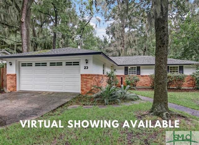 23 Sheridan Circle, Savannah, GA 31406 (MLS #234443) :: Bocook Realty