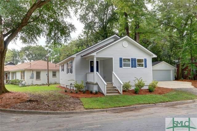 212 Screven Avenue, Savannah, GA 31404 (MLS #234490) :: The Arlow Real Estate Group