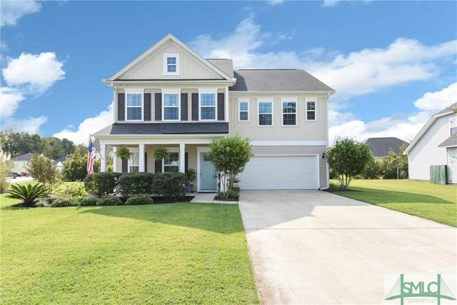 532 Catalina, Richmond Hill, GA 31324 (MLS #235520) :: The Arlow Real Estate Group