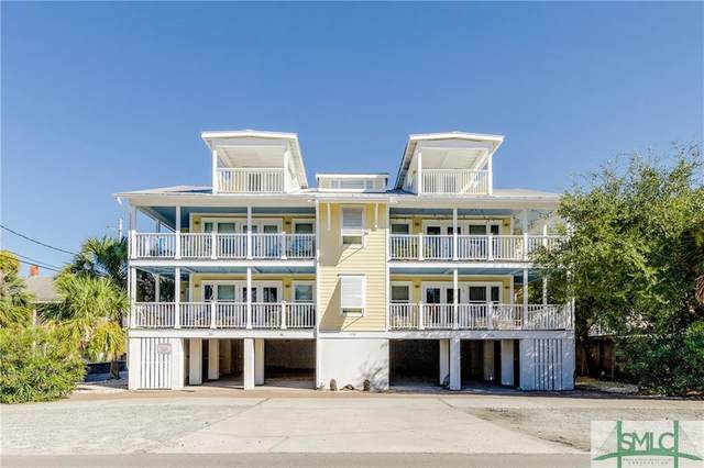 1710 Butler Avenue #102, Tybee Island, GA 31328 (MLS #235522) :: The Arlow Real Estate Group