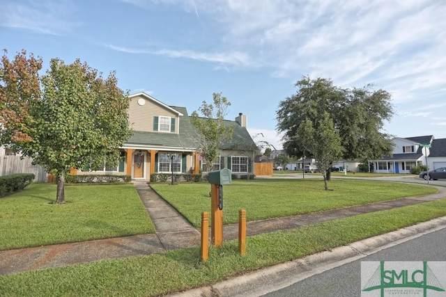 168 Berwick Lakes Boulevard, Pooler, GA 31322 (MLS #235563) :: Liza DiMarco