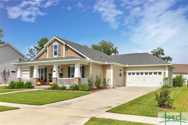 21 Oakhaven Lane, Savannah, GA 31419 (MLS #235604) :: Level Ten Real Estate Group