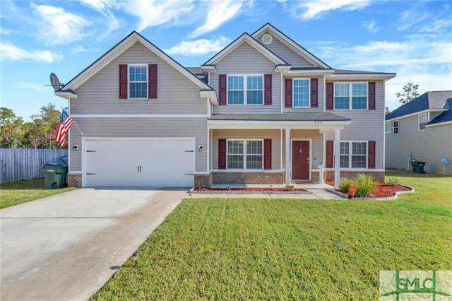 539 Archie Way NE, Ludowici, GA 31316 (MLS #235629) :: Bocook Realty