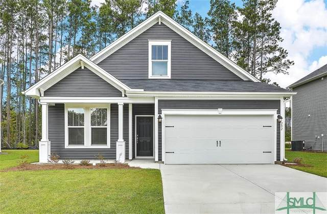 196 Benelli Drive, Pooler, GA 31322 (MLS #235639) :: Glenn Jones Group | Coldwell Banker Access Realty