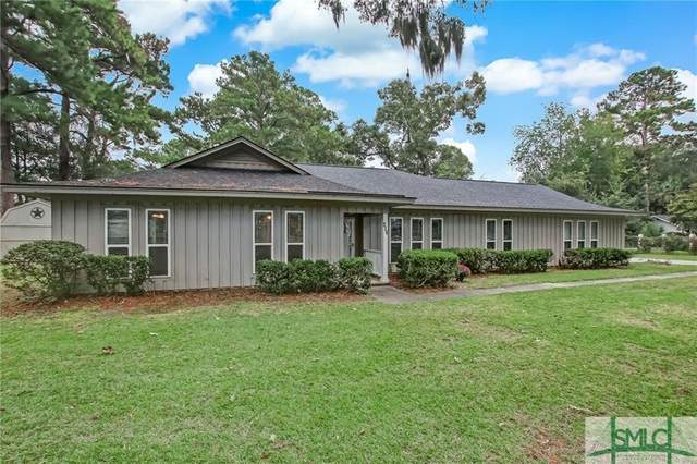 402 Suncrest Boulevard, Savannah, GA 31410 (MLS #235674) :: Coastal Savannah Homes