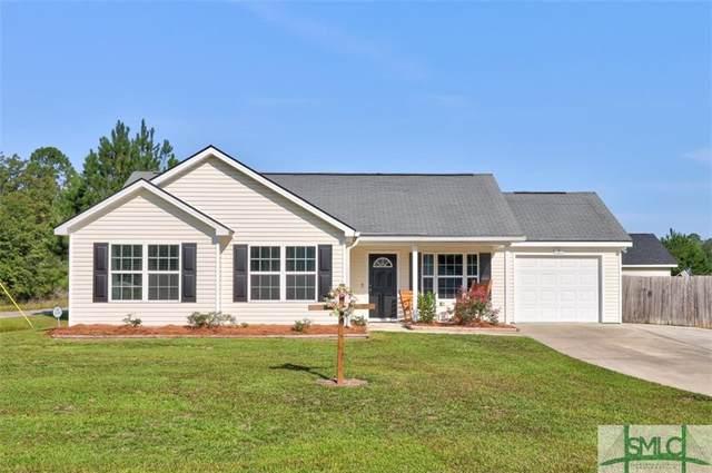 1 Glenmore Drive, Guyton, GA 31312 (MLS #235710) :: Coastal Savannah Homes