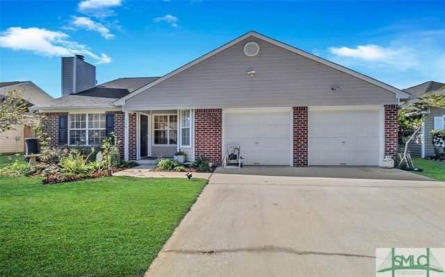 146 Finn Circle, Savannah, GA 31419 (MLS #235717) :: The Arlow Real Estate Group