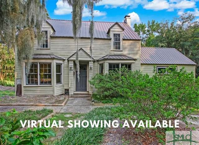 1908 & 1910 Idaho Avenue, Savannah, GA 31404 (MLS #235718) :: The Arlow Real Estate Group