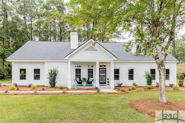 281 Chimney Road, Rincon, GA 31326 (MLS #235723) :: Level Ten Real Estate Group