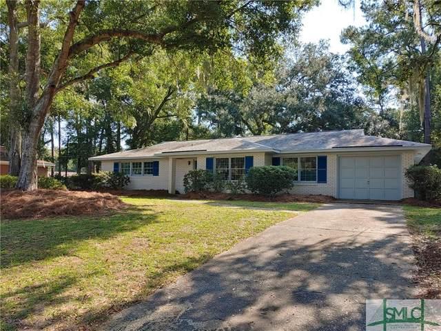 35 S Cromwell Road, Savannah, GA 31410 (MLS #235730) :: The Arlow Real Estate Group