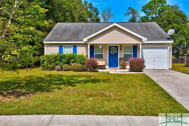 433 Shadowbrook Circle, Springfield, GA 31329 (MLS #235766) :: Partin Real Estate Team at Luxe Real Estate Services