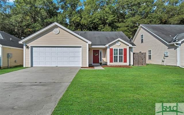 49 Corsair Circle, Port Wentworth, GA 31407 (MLS #235777) :: Heather Murphy Real Estate Group