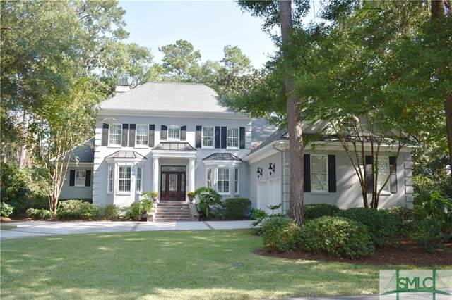 112 Samuel Lyon Way, Savannah, GA 31411 (MLS #235781) :: The Arlow Real Estate Group