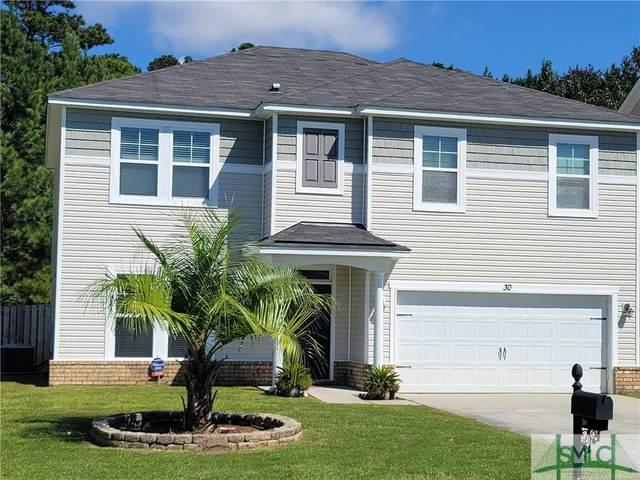 30 Melody Drive, Pooler, GA 31322 (MLS #235843) :: The Sheila Doney Team