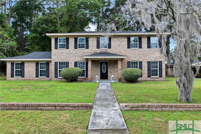 1159 Mobley Drive, Savannah, GA 31410 (MLS #235851) :: The Arlow Real Estate Group