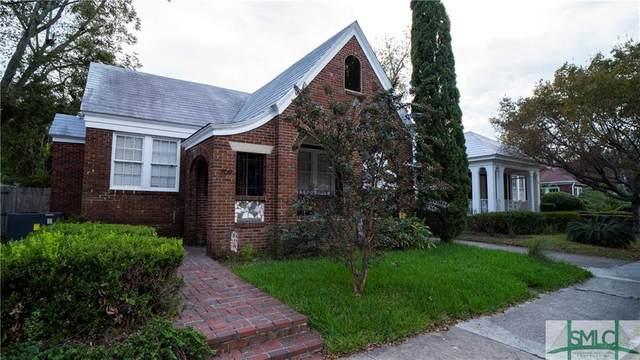 709 E 51st Street, Savannah, GA 31405 (MLS #235864) :: Keller Williams Coastal Area Partners