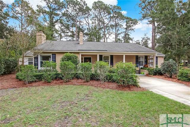 9 Colonel Estill Avenue, Savannah, GA 31406 (MLS #235908) :: Coastal Homes of Georgia, LLC
