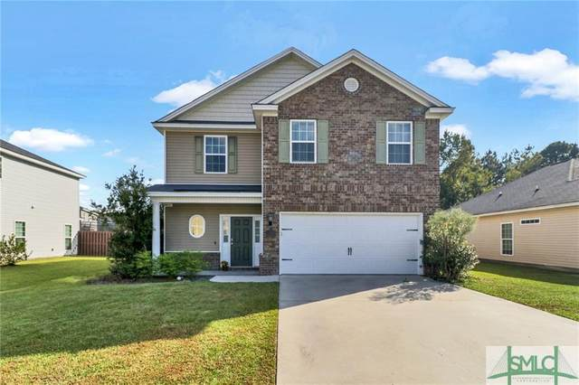 203 Cypress Creek Lane, Guyton, GA 31312 (MLS #235922) :: The Arlow Real Estate Group