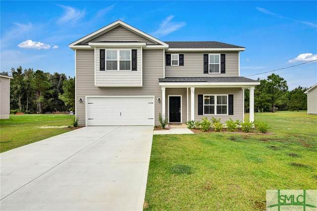 50 Saddlebrush Road, Black Creek, GA 31308 (MLS #235933) :: Barker Team | RE/MAX Savannah