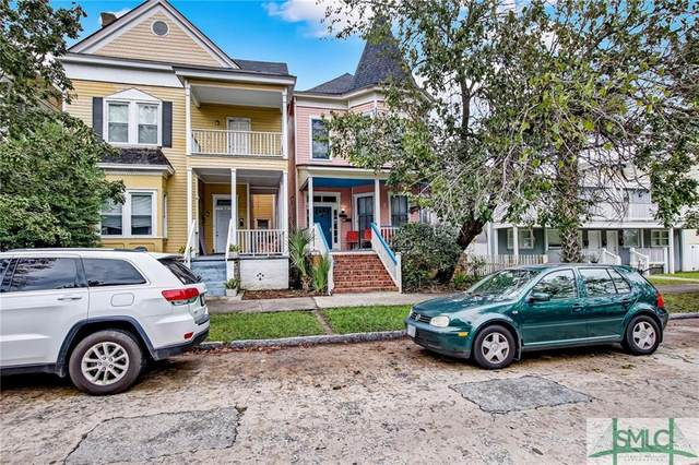 412 E Park Avenue, Savannah, GA 31401 (MLS #235971) :: Level Ten Real Estate Group