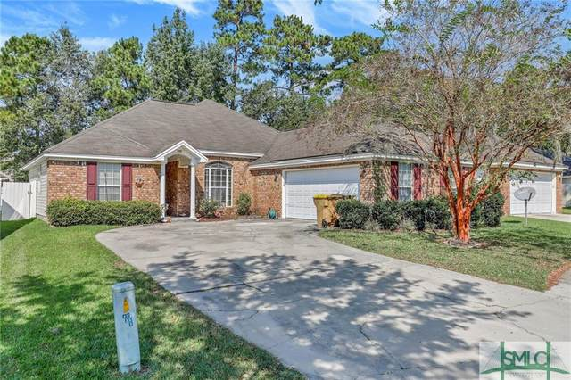 455 Laurel Hill Circle, Richmond Hill, GA 31324 (MLS #236002) :: Barker Team | RE/MAX Savannah
