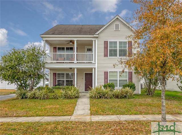 12 Timber Crest Court, Savannah, GA 31407 (MLS #236029) :: Liza DiMarco