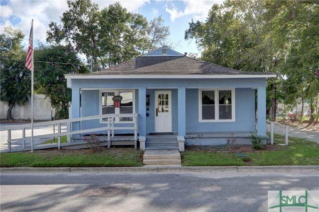 601 E 68th Street, Savannah, GA 31405 (MLS #236042) :: Keller Williams Coastal Area Partners
