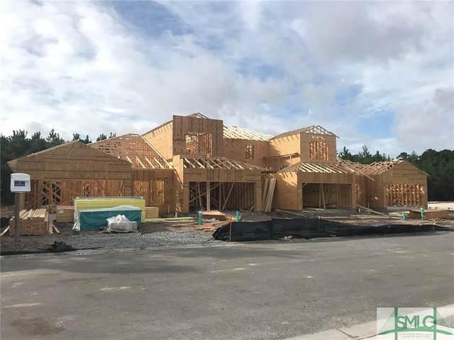 23 Lower Creek Drive, Richmond Hill, GA 31324 (MLS #236109) :: Coastal Savannah Homes