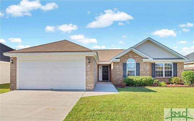 3 Montero Drive, Savannah, GA 31405 (MLS #236126) :: McIntosh Realty Team