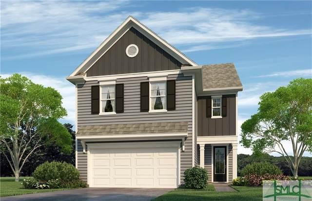 544 Hogan Drive, Richmond Hill, GA 31324 (MLS #236207) :: Barker Team | RE/MAX Savannah
