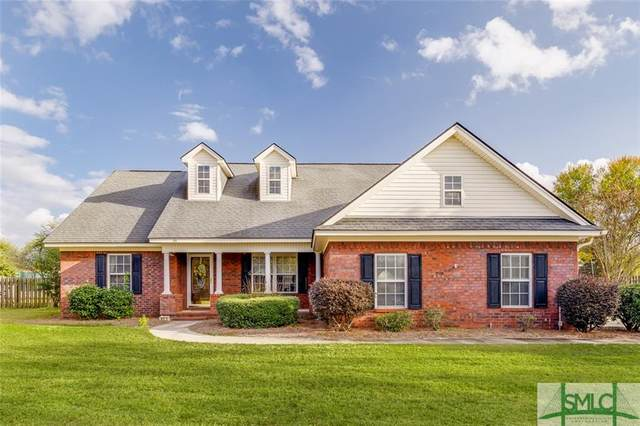 511 Braves Field Drive, Guyton, GA 31312 (MLS #236211) :: Barker Team | RE/MAX Savannah