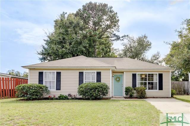 203 Mapmaker Lane, Savannah, GA 31410 (MLS #236212) :: Coastal Savannah Homes