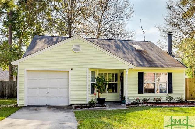 291 Osprey Drive, Richmond Hill, GA 31324 (MLS #236217) :: Liza DiMarco