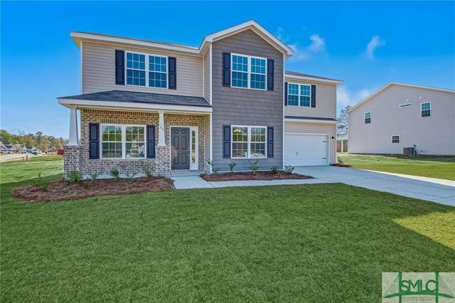 102 Beaubrook Crossing, Springfield, GA 31329 (MLS #236251) :: Teresa Cowart Team