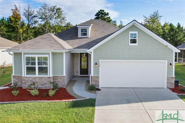 129 Palmer Place, Richmond Hill, GA 31324 (MLS #236253) :: Coastal Homes of Georgia, LLC